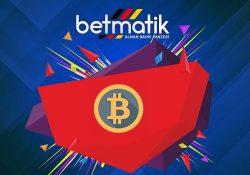 betmatik bitcoin yatırımlarınıza %15 bonus veriyor.