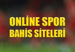 Online spor bahis siteleri